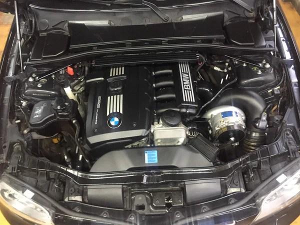 ESS Tuning 20062011 BMW E90 328i SC Systems   Vortech