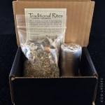 Shaman S Knowledge Traditional Rites Loose Incense Kit Sabbat Box