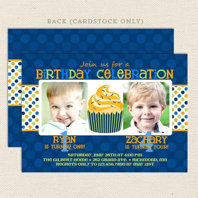 Sample invitation joint birthday party cogimbo sample invitation joint birthday party archives mefi co fresh stopboris Choice Image