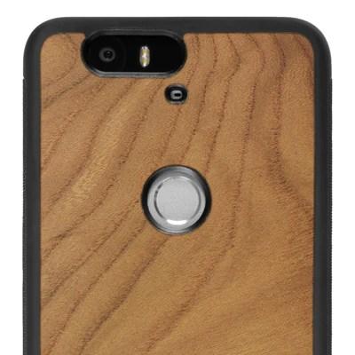<span>Google Nexus 6P</span> #WoodBack Explorer Case