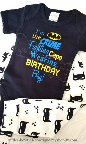 Baby Boy First Birthday Outfits Ruffles Bowties Bowtique