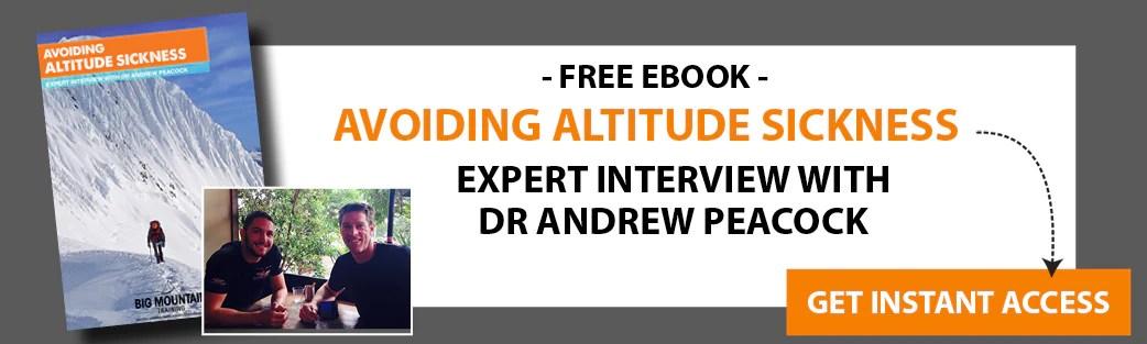 Avoiding Altitude Sickness