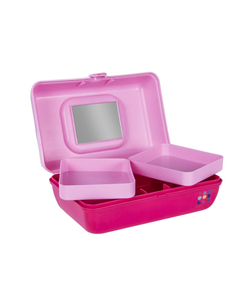 Small Caboodles Makeup Case Light Pink Hot By