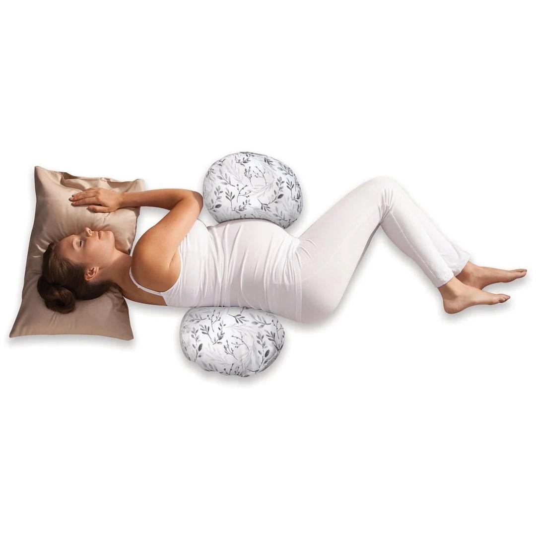boppy side sleeper pregnancy pillow