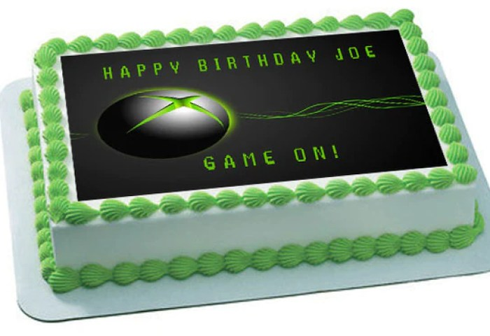 Video Game Systems Edible Cake Topper Or Cupcake Toppers Edible