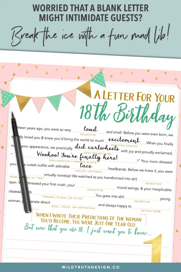Letter From A Mother To Her Daughter On 18th Birthday Visorgede
