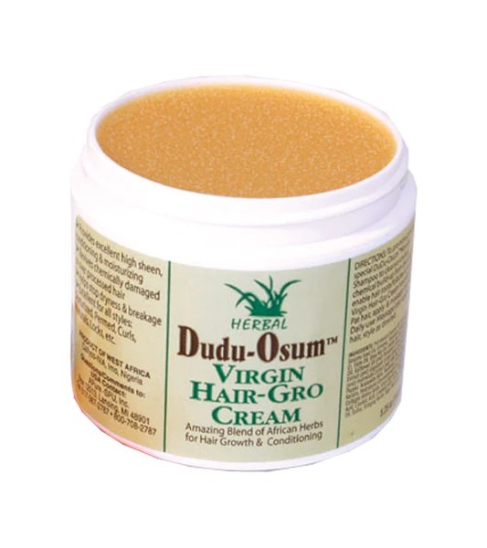 Dudu Osun Hair Grow Cream Sheer Treasures Company LLC