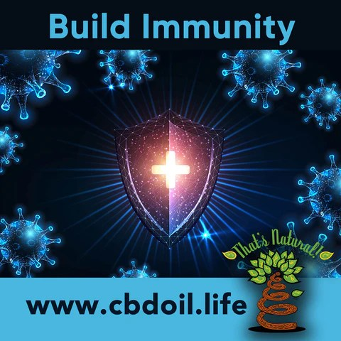 CBD for immunity, CBD for immune system, best rated CBD, most trusted CBD, That's Natural CBDa Oil products for Endocannabinoid System and endocannabinoid deficiency at cbdoil.life and www.cbdoil.life