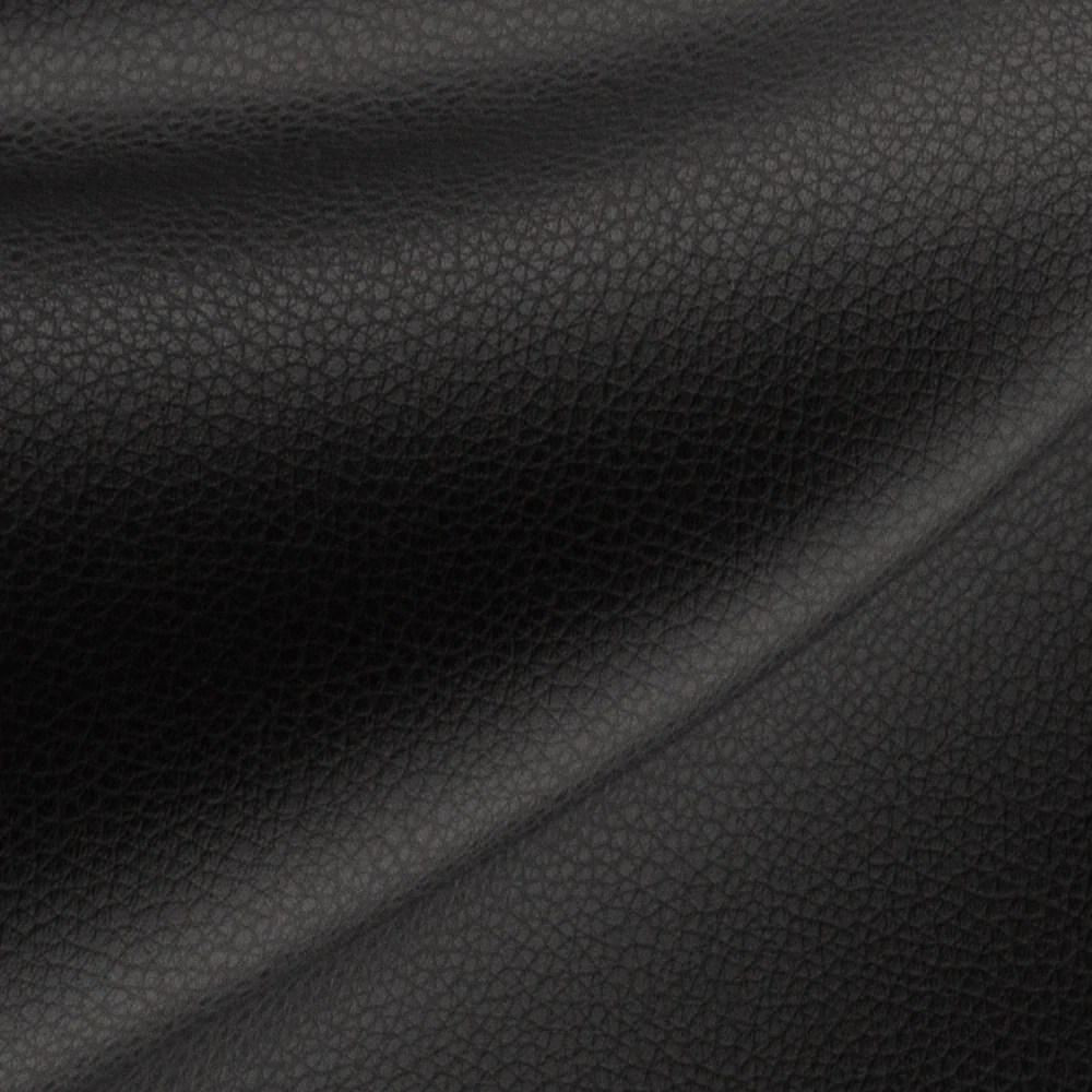 darby faux leather black