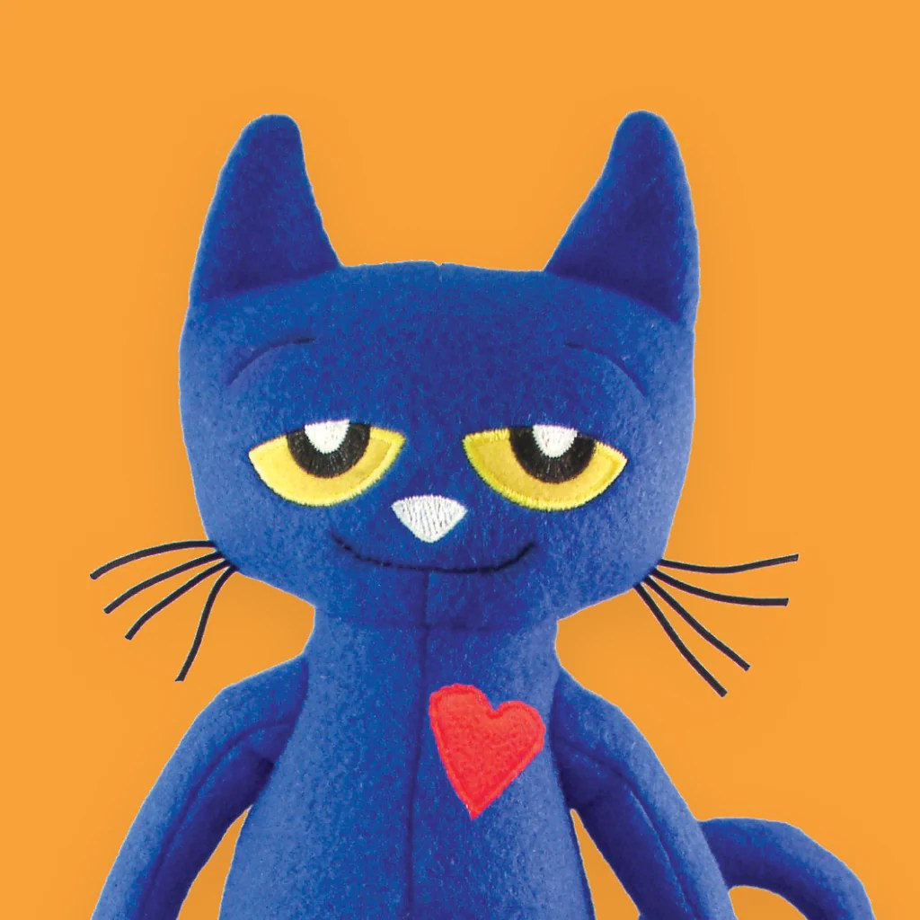 Pete The Cat Giant Doll MerryMakers Inc