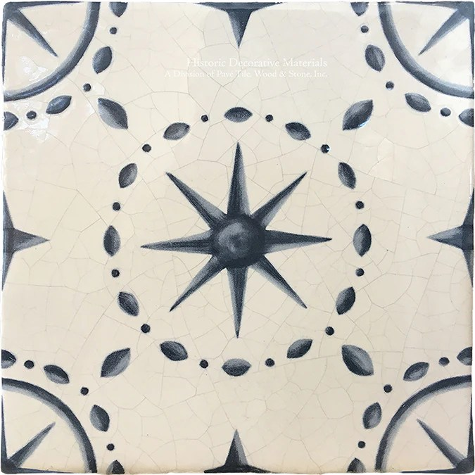 on the road to florence 16th century italian decorative tile stelle di galileo