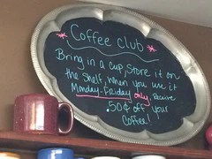 Small Business Idea for Coffee Customers