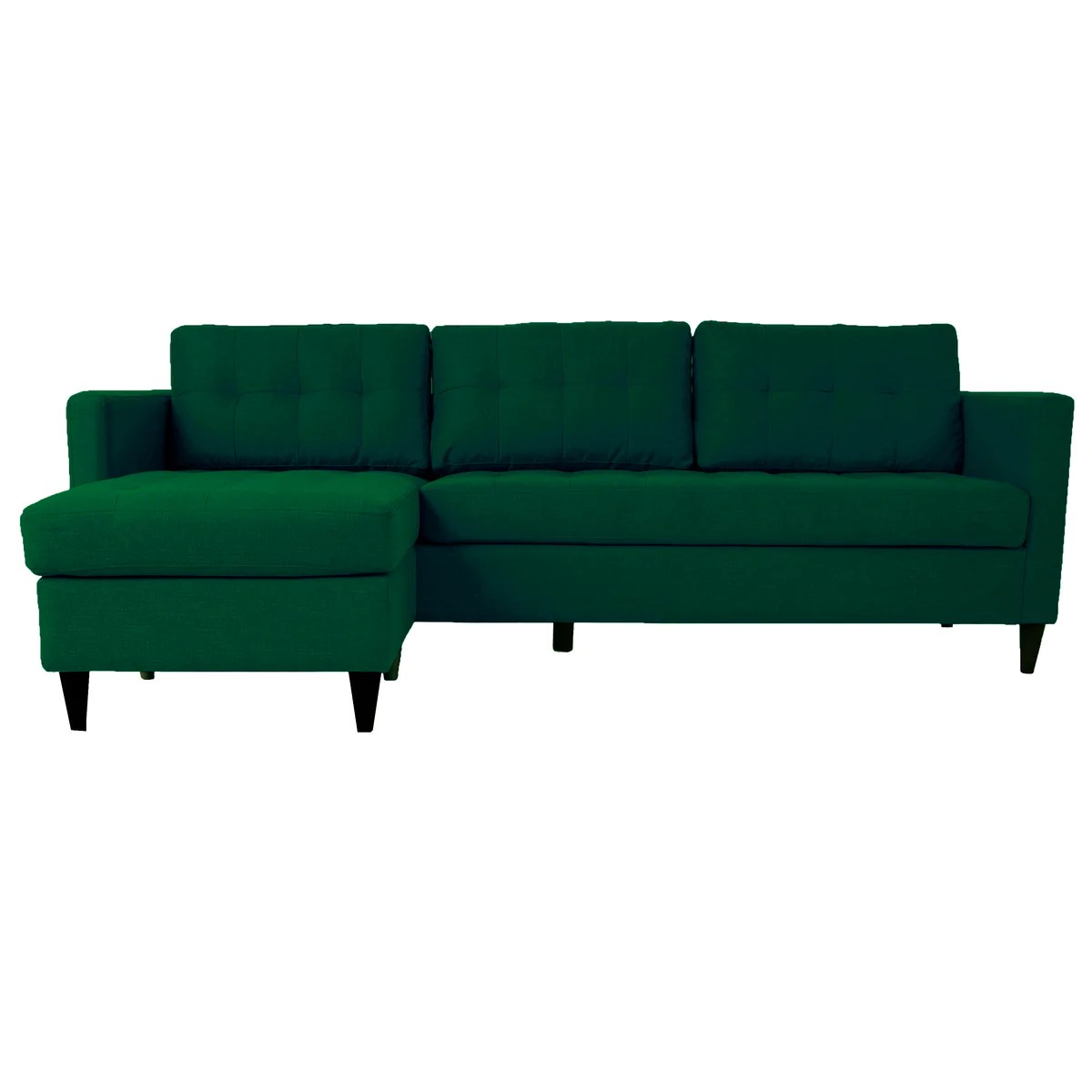 Chaiselong I Morkegron Moderne Sofa Nimara Dk