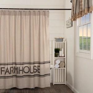 primitive shower curtains at primitive