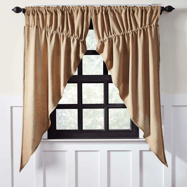 Swag Kitchen Curtain Sets