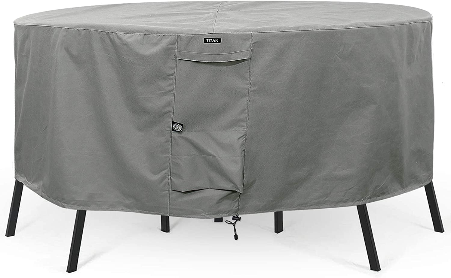 round patio table chair set cover durable water resistant outdoor furniture cover