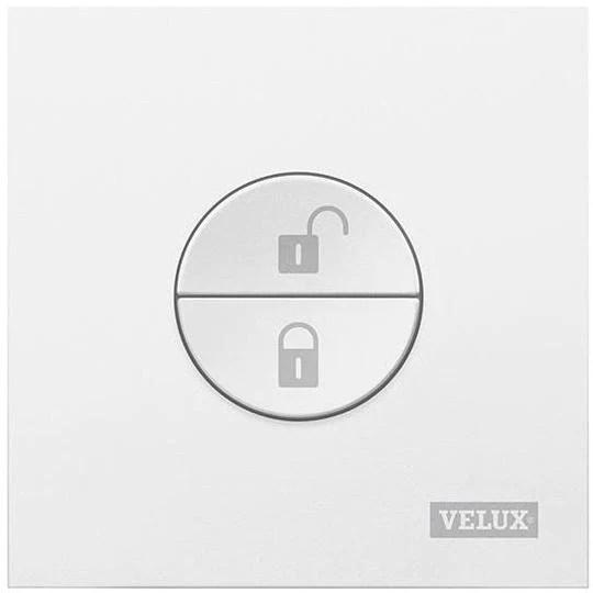 velux ggl mk04 206630 triple glazed white painted integra solar window 78 x 98 cm