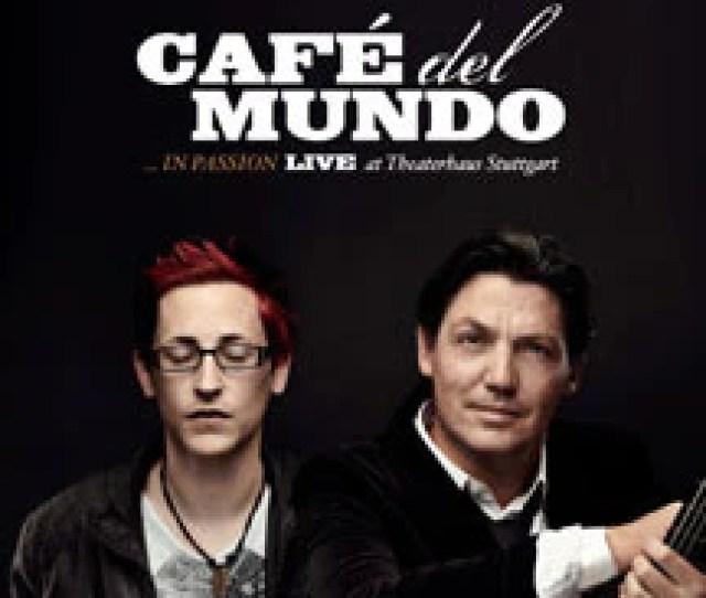 Sale Cafe Del Mundo In Passion Vinyl Album