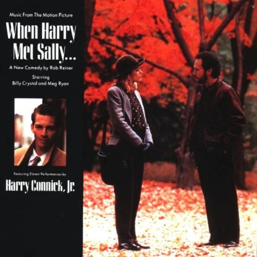 Harry Connick Jr When Harry Met Sally OST LP Hard