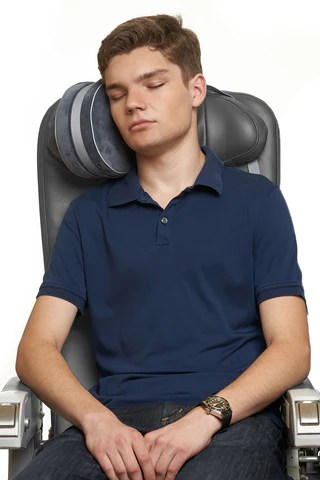 travel neck pillow travelrest