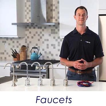 reverse osmosis water faucet watts