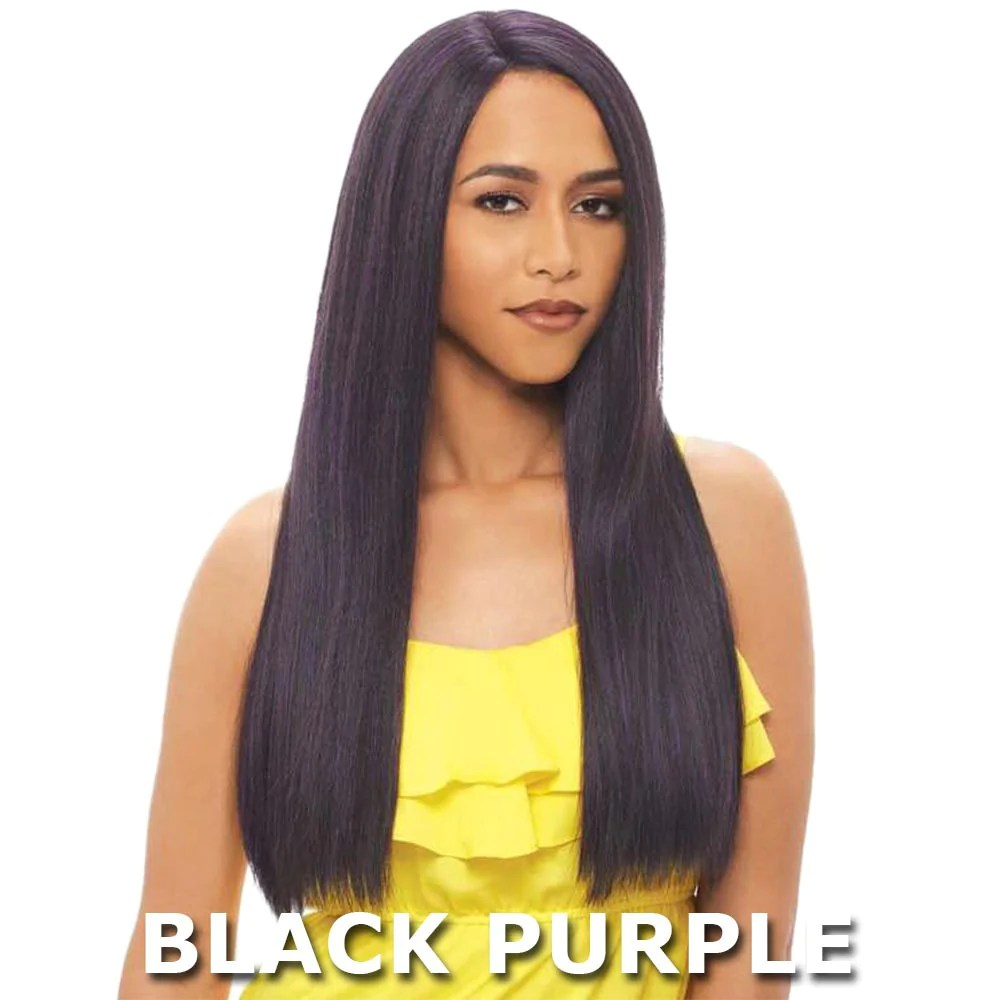 Janet Brazilian Scent Human Hair Blend Lace Front Wig