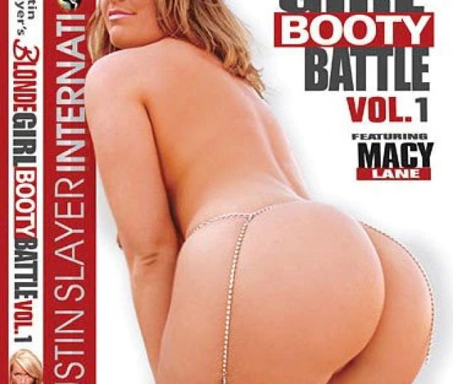 Blonde Girl Booty Battle 1 Justin Slayer Dvd