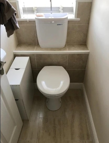 Grandesys Aquadue Toilet Cistern With Integrated Sink Freeflush Water Management Ltd