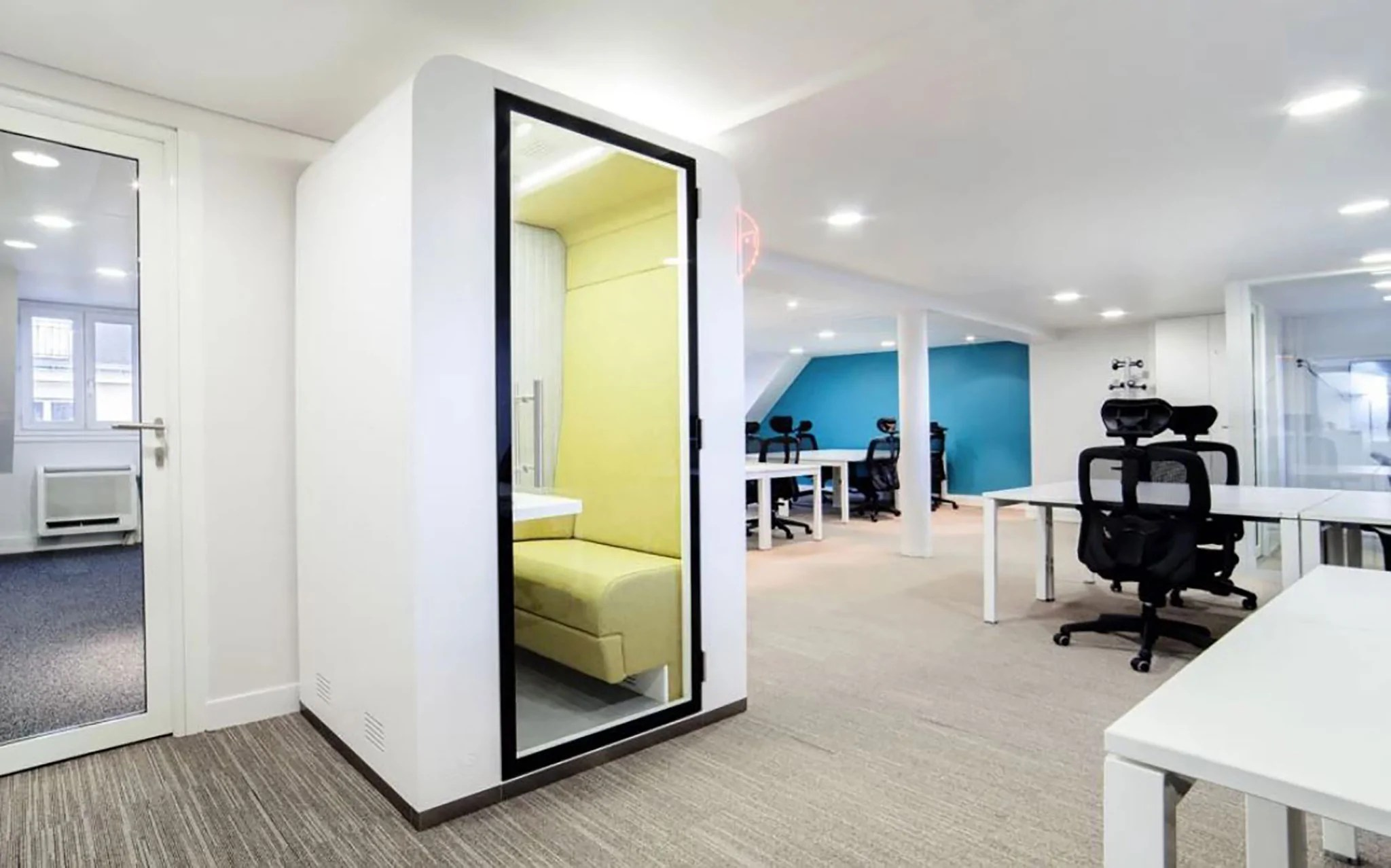Office Phone Booths Are Helping Offices Stay Focused