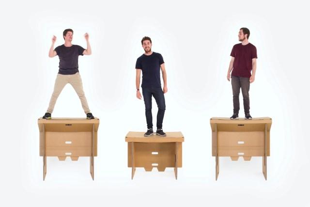 Refold : le bureau ergonomique et écologique !