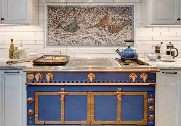 news kitchen backsplash tile mural custom made products