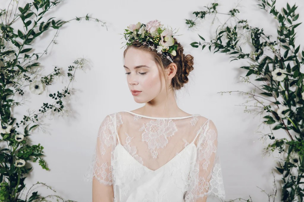 How To Wear A Flower Crown And What To Do If Your Fresh
