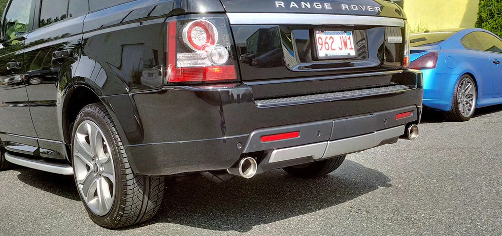 range rover sport 4 4 tdv8 sport exhaust system 2010 on