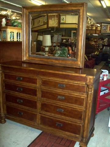 Today S Amazing Find John Elway Bassett Dresser With