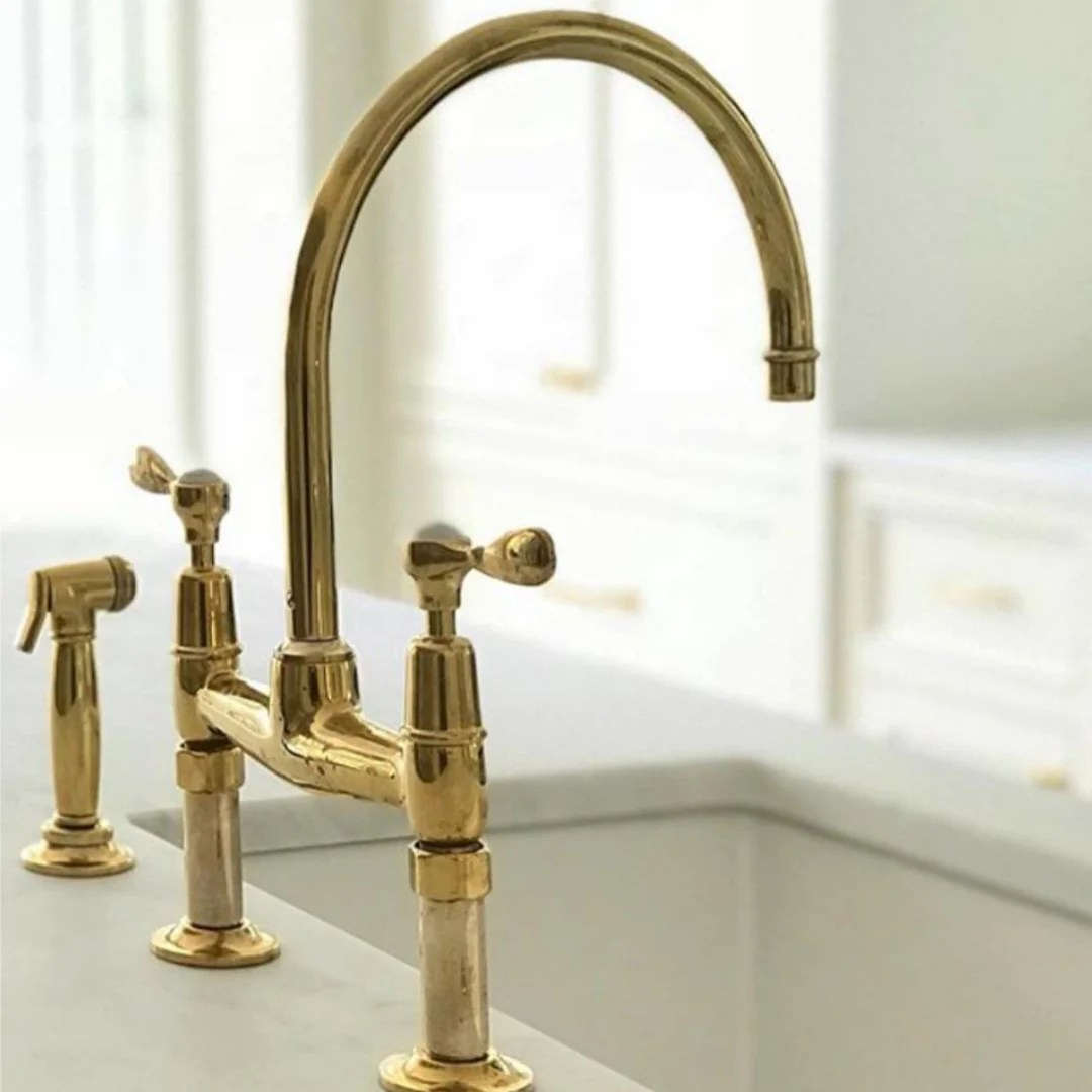 waterworks kitchen faucets high end