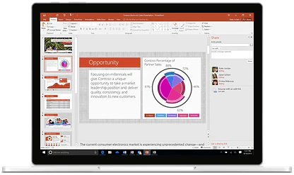 Microsoft Powerpoint 2016