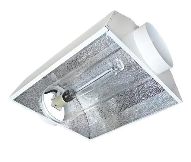 Buy Air Cooled Tube Hood Reflector For Hps Mh Online 2 Vent Sizes Grow Light Central