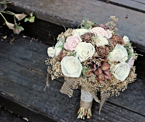 Alternative Wedding Bouquet Luxe Collection Sola