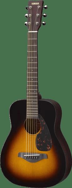 Yamaha Jr2 3 4 Scale Folk Guitar Tobacco Brown Sunburst W Bag Tone Shop Guitars