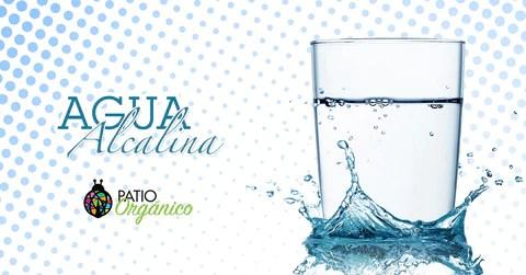 Agua alcalina - No podrás dejar de tomarla