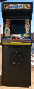 DIG DUG ARCADE GAME WITH LOTS OF NEW PARTS EXTRA SHARP     Arcades Market DIG DUG ARCADE GAME WITH LOTS OF NEW PARTS EXTRA SHARP