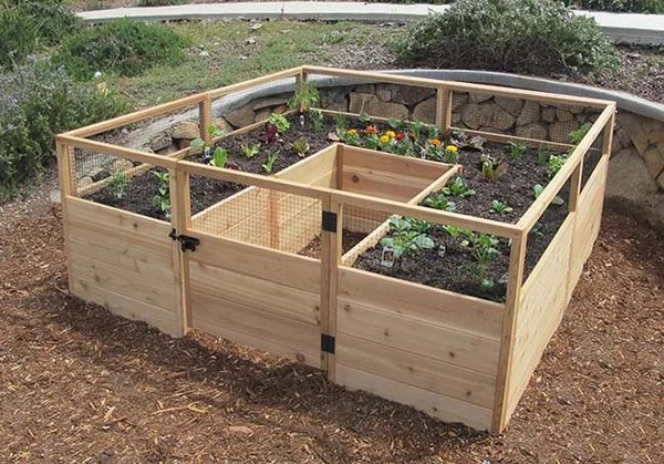 Outdoor Planter Kits