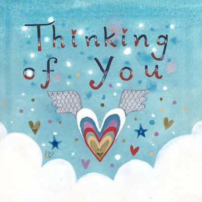 Download Card | Thinking of You | Lucy Loveheart