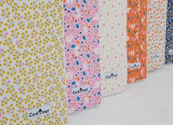 Corkimat Non-Toxic Play mats   The Organic Beauty