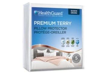 waterproof pillow protectors mysleep