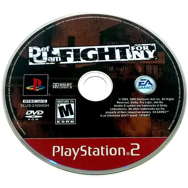 Def Jam Fight For NY Greatest Hits Edition For