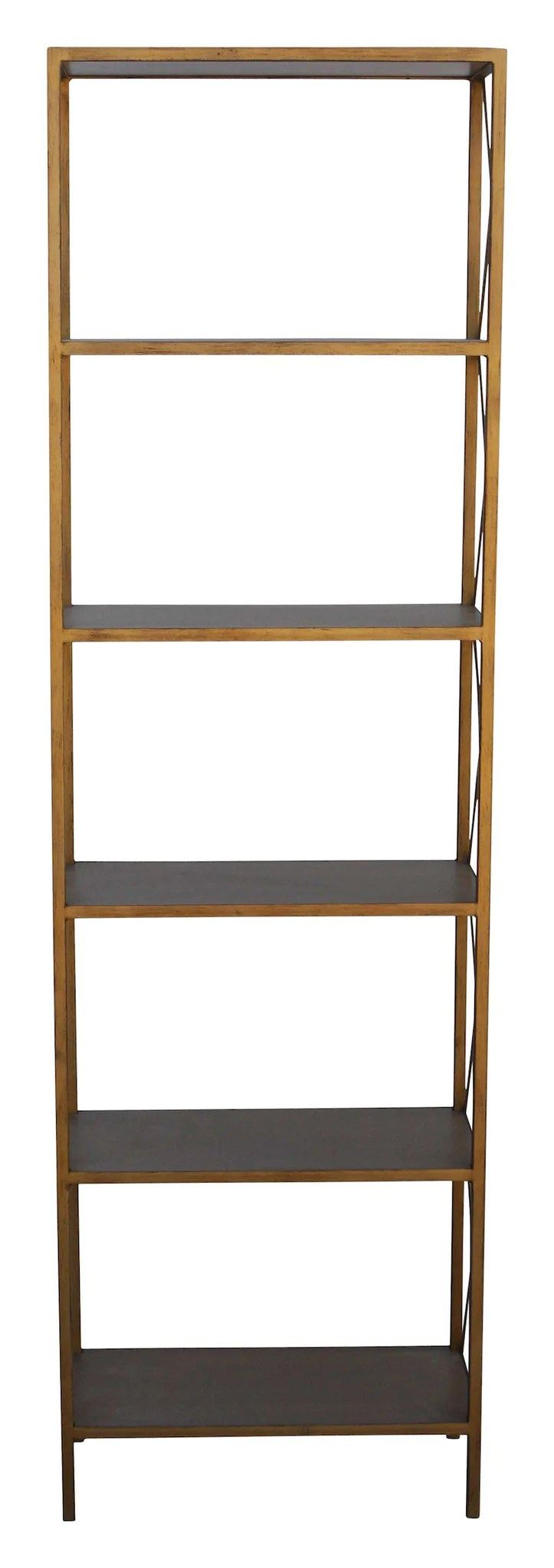 Mid Century Modern Custom Bookcase Mortise Tenon