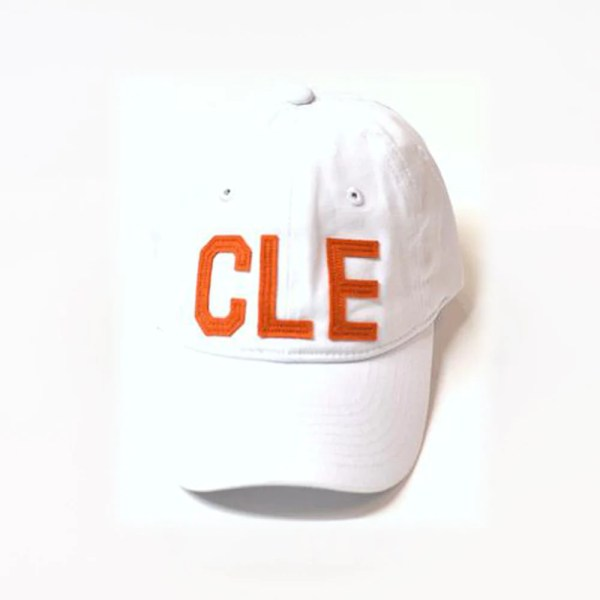 City Initials Baseball Hat #aviate #ballcap