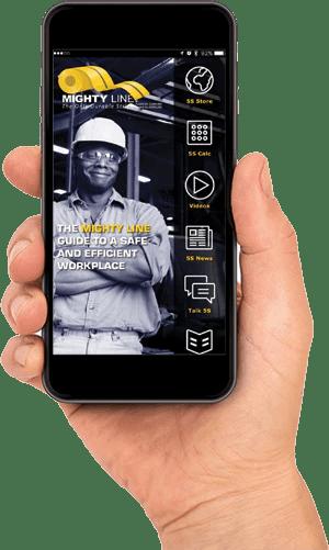 Mighty Line 5s App