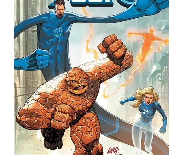 Marvel Comics Fantastic Four 1 Rob Liefeld Exclusive Variant Comic